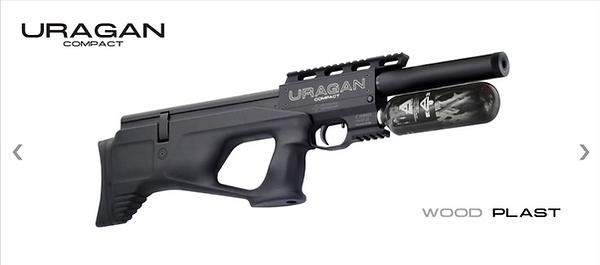 URAGAN Compact Plast