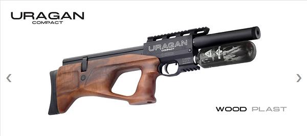 URAGAN Compact Wood