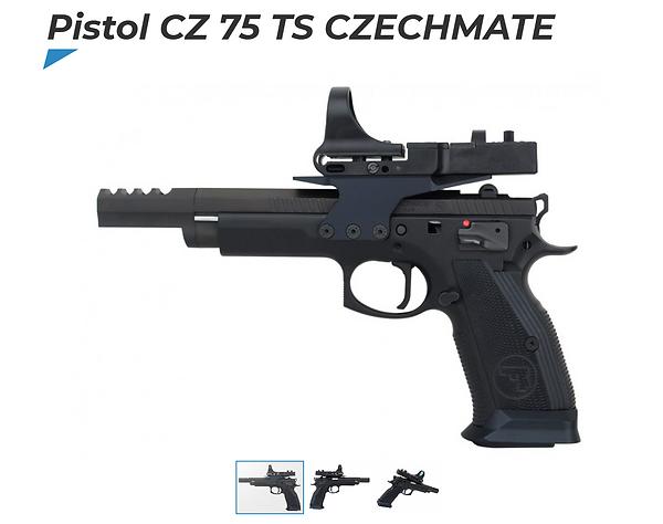 CZ 75 TS CZECHMATE