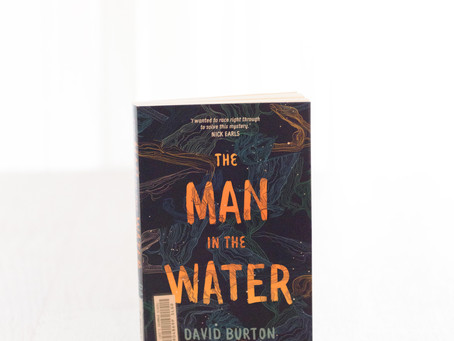 The Man in the Water: A thrilling murder tale