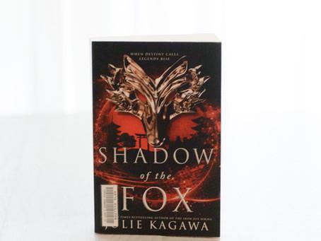 Shadow of the Fox: A Japanese Mythology Book