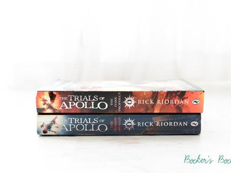 The Trials of Apollo: A God Has Fallen!