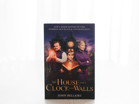 The House With a Clock In Its Walls: The Adventure of a Lifetime