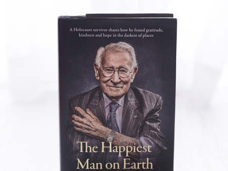 The Happiest Man on Earth: A Holocaust Story