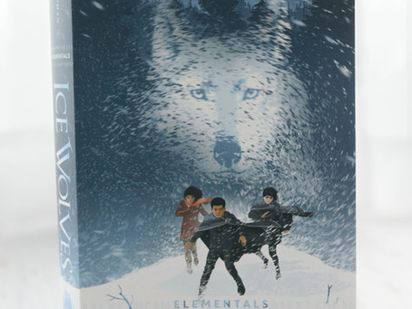 Ice Wolves: An Excellent Fantasy for All Ages