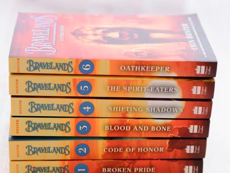 Bravelands: By Erin Hunter