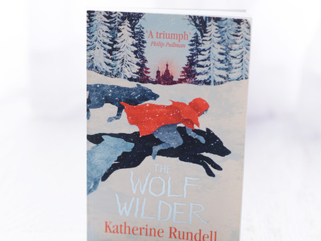 The Wolf Wilder: A Russian Tale of Bravery