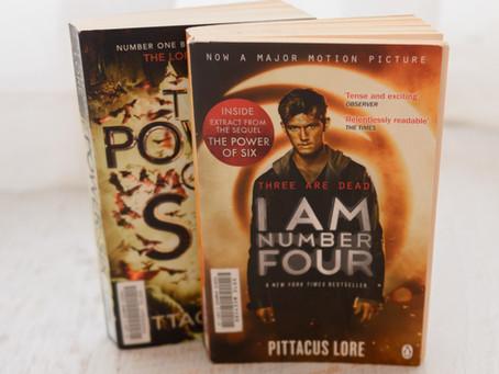 I Am Number 4: A sci-fi/fantasy thriller!