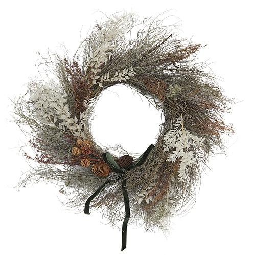 Wisley Dried Wreath