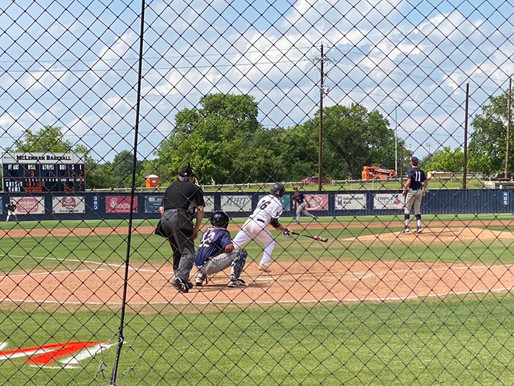 FROM BLOWOUT TO BARNBURNER: TC rallies from 6-0 deficit, but McLennan holds on for 8-7 Region V win