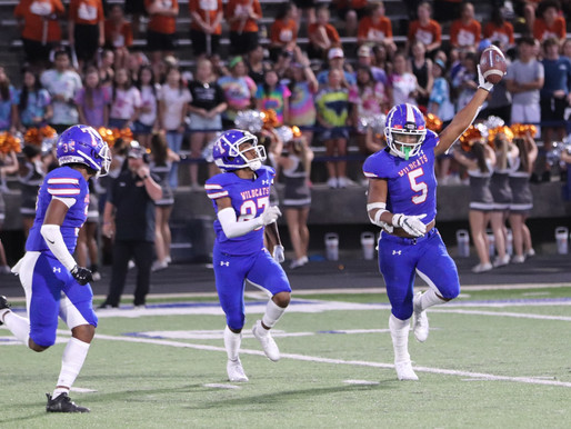 QUEST FOR CONSISTENCY: After Temple seizes first win, Wildcats aim to attack problems for 12-6A play