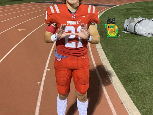 ONE DEGREE MORE: Bartz's touchdown-saving tackle boosts Lake Belton in 28-14 victory vs. Cameron Yoe