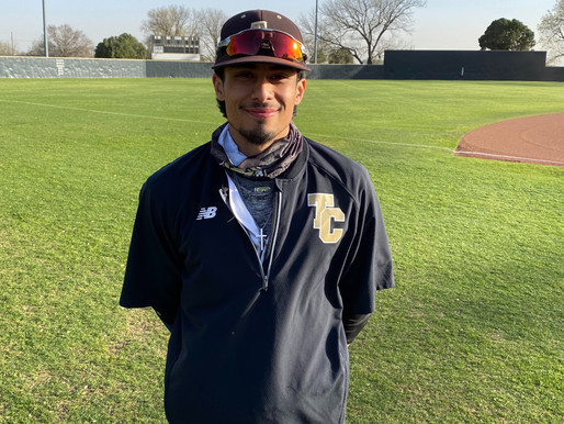 WINDSWEPT: Medrano fires shutout, then Redfield, TC outslug Vernon 21-13 for wild doubleheader sweep