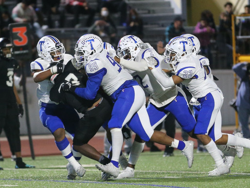 NO TIME TO RELAX: Seeking first Class 6A playoff victory, surging Temple hosts dangerous Waxahachie