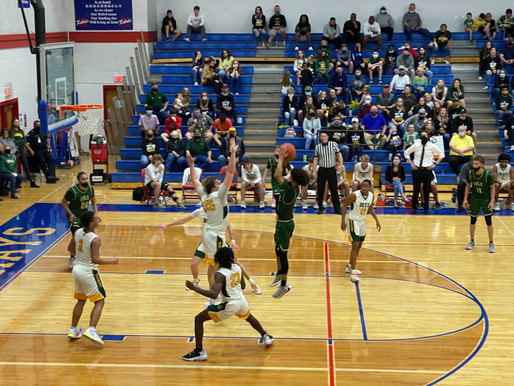 LUMP OF COLE: McWilliams' fouls hinder Academy in state semi; Livingston, Blackmore key Cougars' win