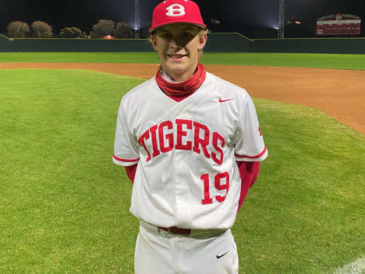 DEFENDING THEIR TURF: Sharp defense, Shadrick's pitching help Belton defeat Cove 5-1 in 12-6A opener