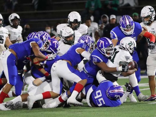 SLOW START, FAST FINISH: Defense, Harrison-Pilot shine as Temple explodes past Ellison for 39-15 win