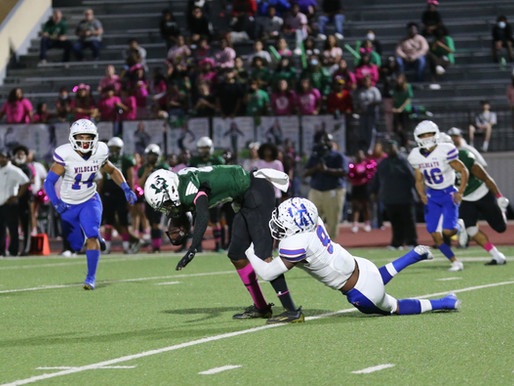 WEEK 7 AREA HIGH SCHOOL FOOTBALL STATISTICS (includes scoring, tackles and interceptions)