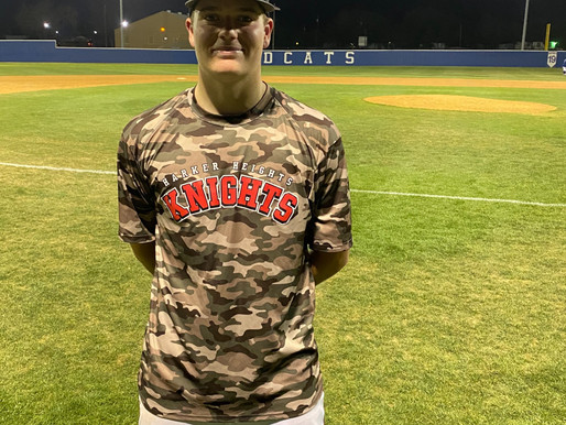 KNIGHTS TURN TABLES: Temple breaks down in sixth as Harker Heights scores seven to seize key 7-3 win