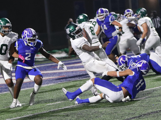 BREAKING THROUGH: Grays, Temple rip Waxahachie 38-0 for first playoff win in 6A; Rockwall-Heath next