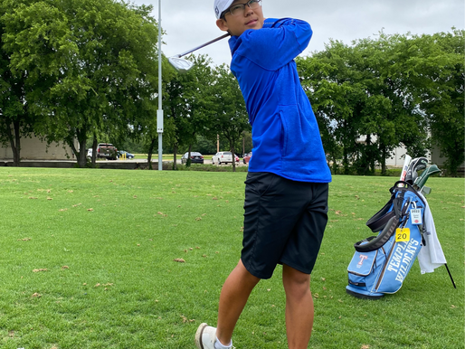 GOOD MOON RISING: Temple junior golfer's work ethic pays off as Moon makes 6A state tournament debut