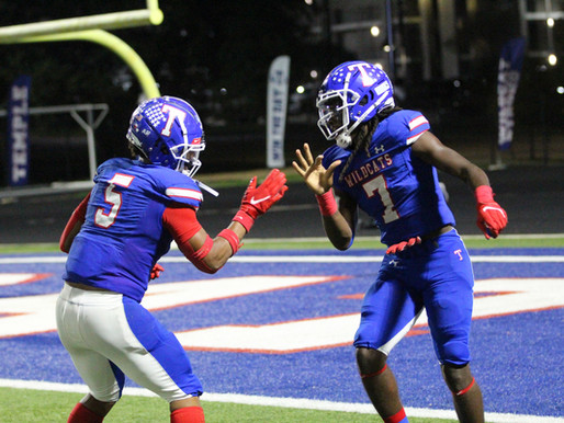 ALL SYSTEMS GO: Three Harrison-Pilot TDs, defensive score propel Temple to 60-15 romp over Shoemaker