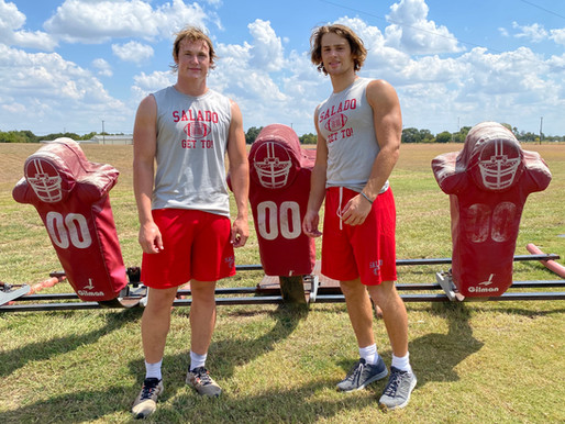 BIG OPPORTUNITY: Salado challenges two-way force Jentsch, two-time reigning state champion Grandview