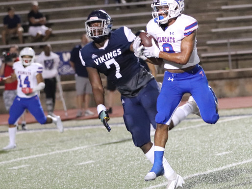 WEEK 5 AREA HIGH SCHOOL FOOTBALL STATISTICS (includes scoring, tackles and interceptions)