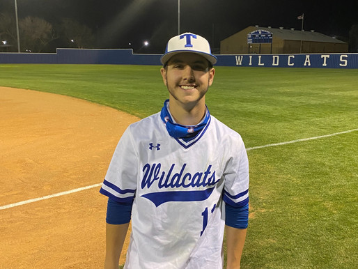 ANOTHER GEM: Williams fires two-hitter, late Wagaman bunt scores run as Wildcats clip Kangaroos 1-0