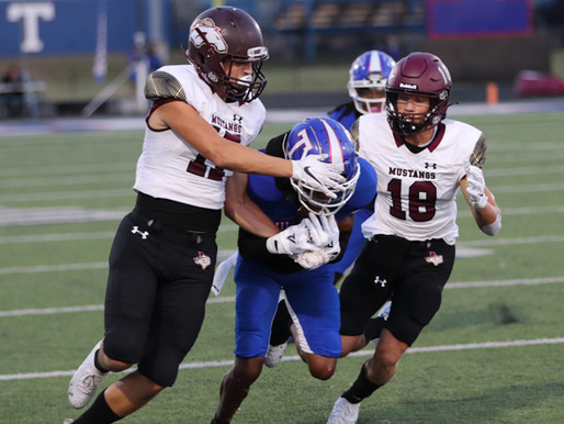 STILL SEARCHING: Temple rallies late, but Magnolia West too strong as 27-14 loss makes Wildcats 0-2