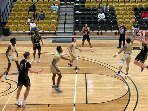 LEARNING PROCESS: 102-88 loss to Heft, Weatherford in home finale sends TC men to 1-13 NTJCAC record