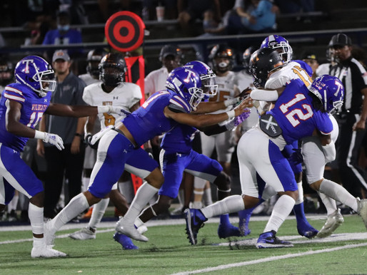 GETTING PHYSICAL: Stewart wants Temple to maintain tougher mentality in 12-6A opener at 0-3 Bryan