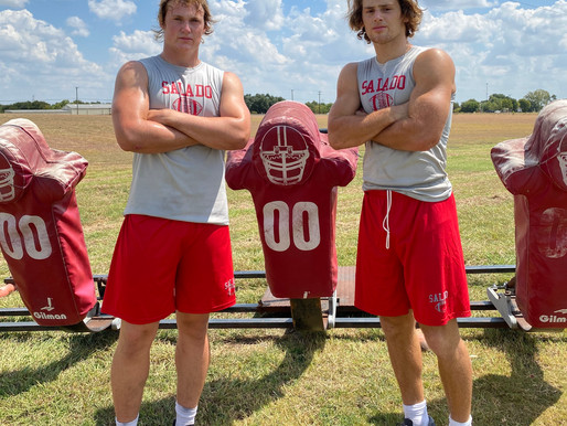 HUGE TEST: Sixth-ranked Salado aims to extend special season vs. state powerhouse, No. 1 Carthage