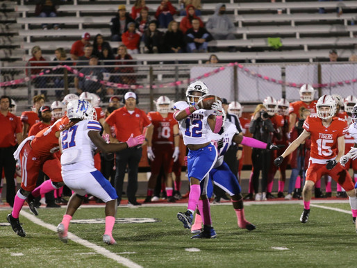 WEEK 8 AREA HIGH SCHOOL FOOTBALL STATISTICS (includes scoring, tackles and interceptions)