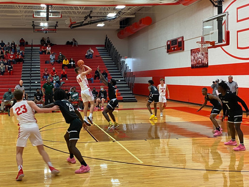 NOT THE TIGERS' NIGHT: Belton shooters go cold, Walker hits seven 3s as No. 9 Ellison prevails 70-51