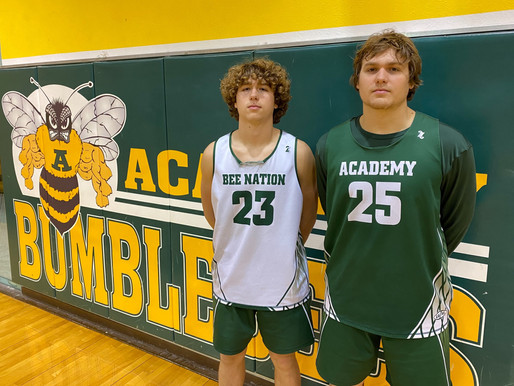 SHOWDOWN TIME: Rambeau brothers, No. 16 Academy battle No. 17 Franklin in Region III quarterfinal