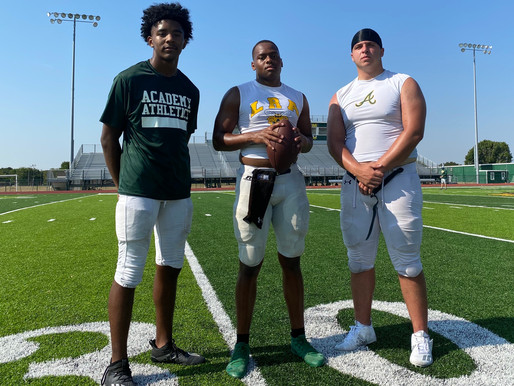 FOOTBALL 2020: With new coach Lancaster, Academy optimistic it can be a factor in grueling district