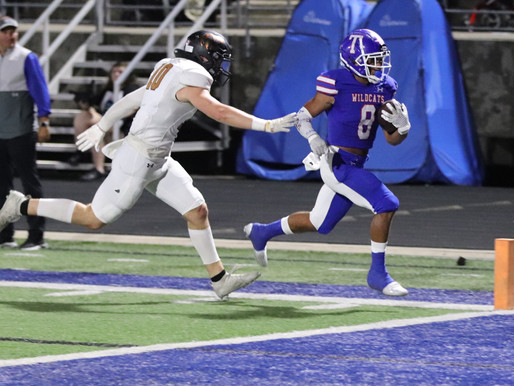 WEEK 4 AREA HIGH SCHOOL FOOTBALL STATISTICS (includes scoring, tackles and interceptions)