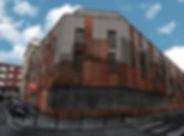 residencia de estudiantes en Collblanc, Barcelona