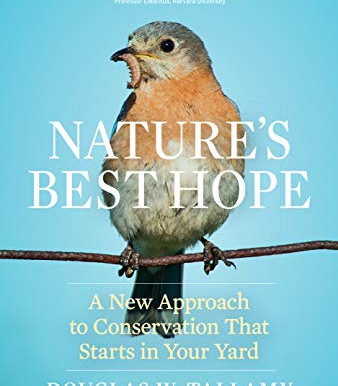 """We can no longer leave conservation to the conservationists"": a reading recommendation"