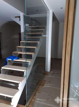 Full glass railings