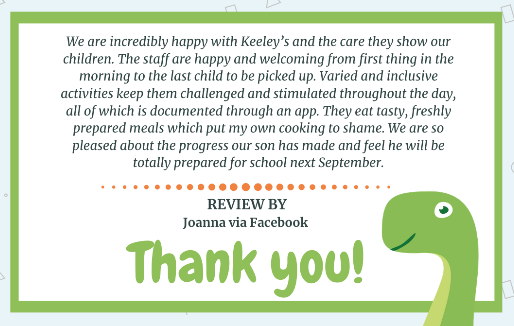 Nursery Reviews from Parents & Carers in Horsham and Croydon