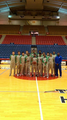 Western Texas College Men's Basketball,