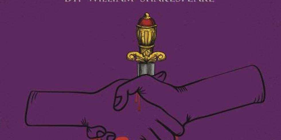 OCA Presents William Shakespeare's Julius Caesar