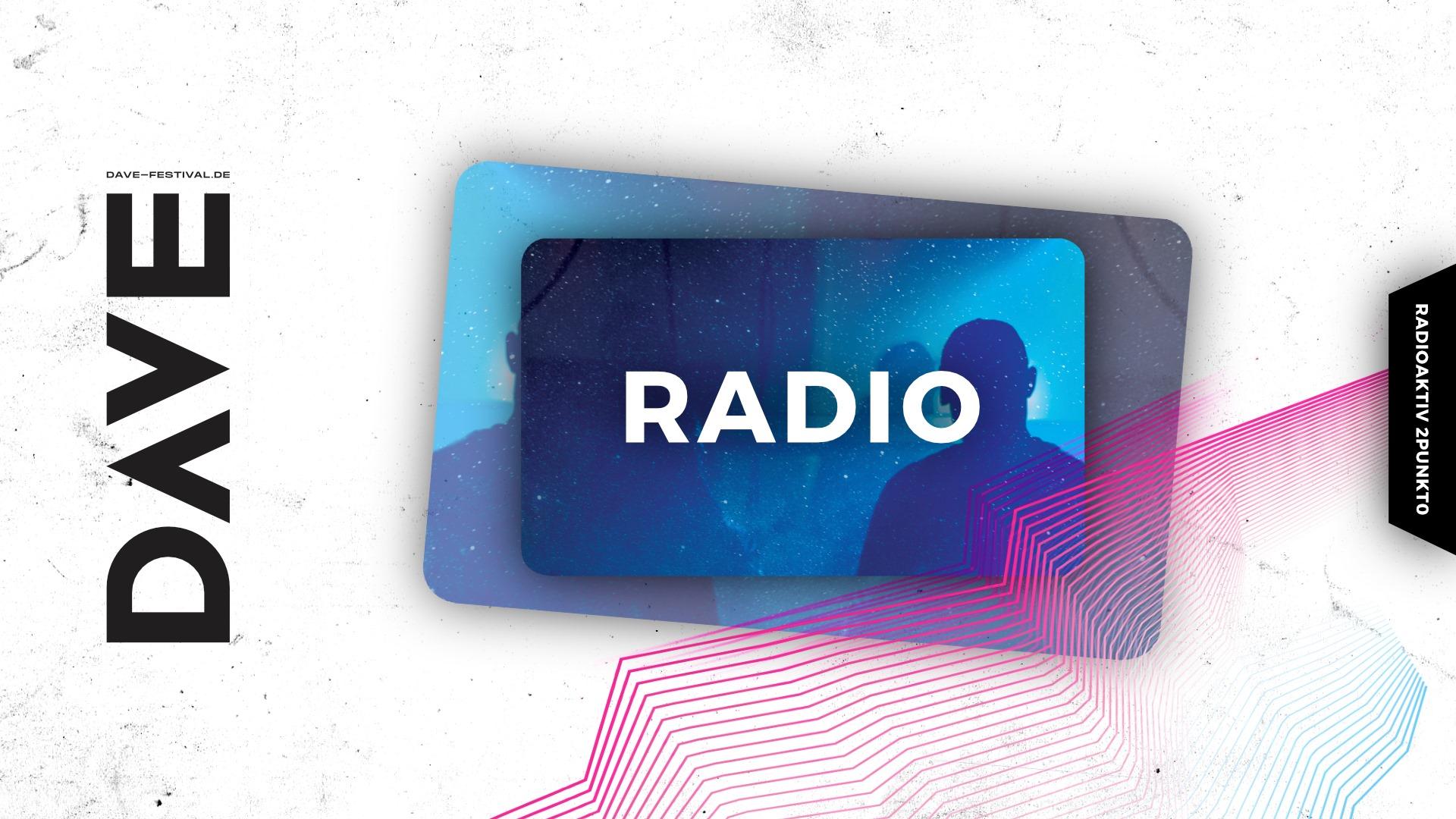 DAVE RADIO I Coline - RadioAktiv 2punkt0 - TAPE 90