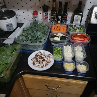 At home prep chef-doing things future me will thank me for