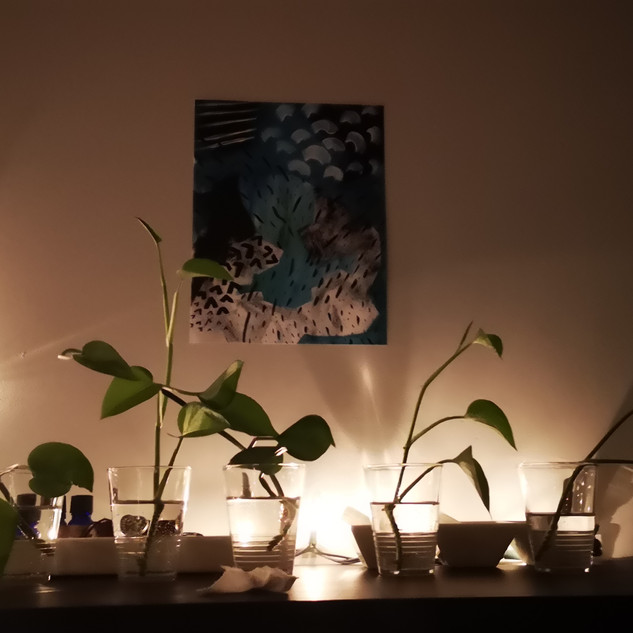 Propagation Station:Taking care of friends