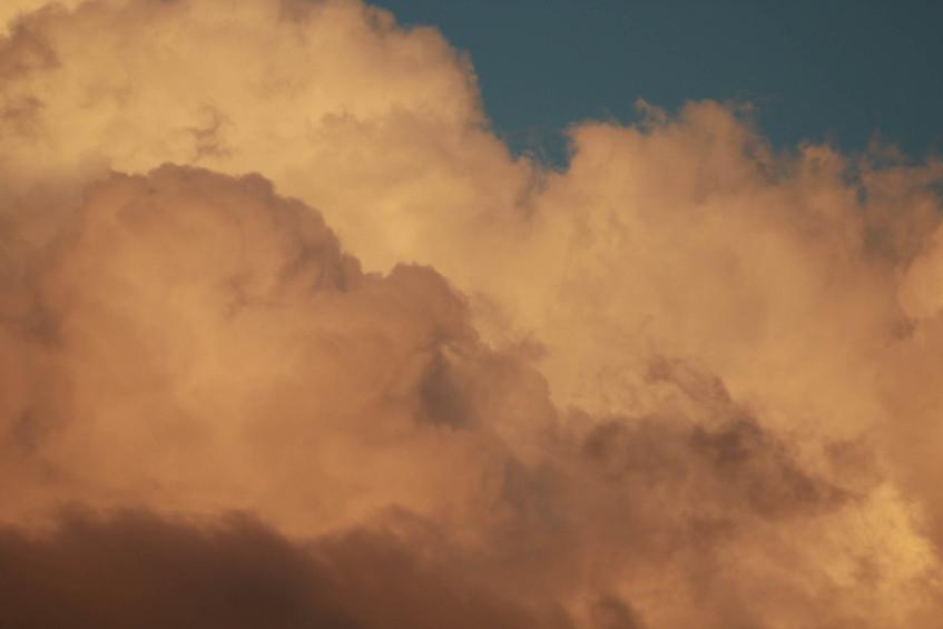 Clouds- A photo series 2/8