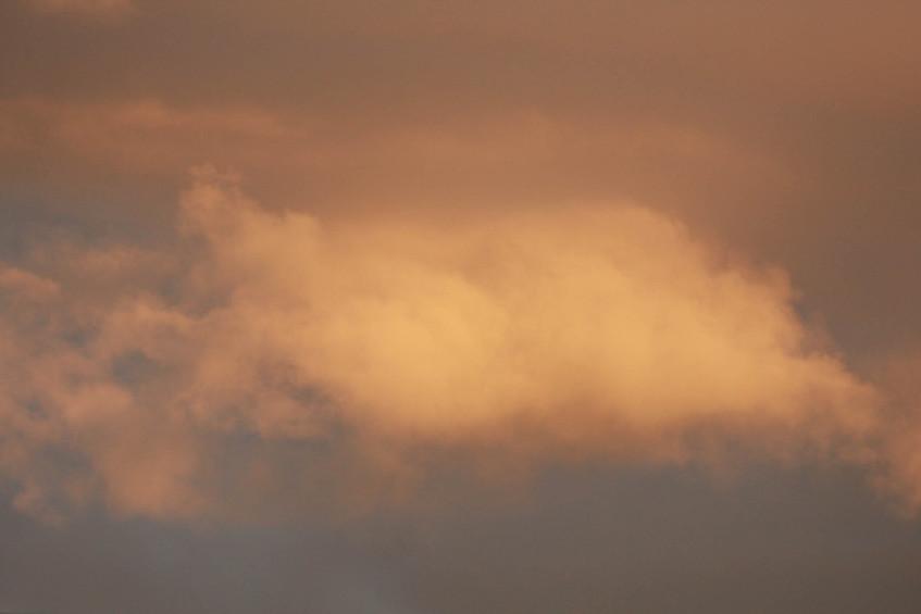 Clouds - A photo series 5/8