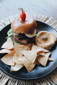 Pork Adobo Sandwich